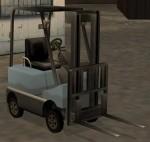 Forklift GTA San Andreas
