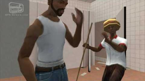 GTA San Andreas - Walkthrough - Mission -18 - Madd Dogg's Rhymes (HD)