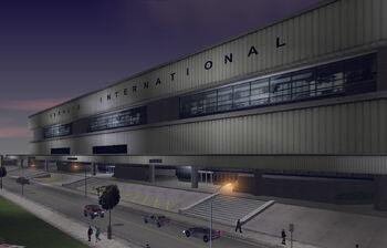 Lotnisko Międzynarodowe Francis (III)