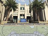 Полицейский участок Рокфорд-Хиллз