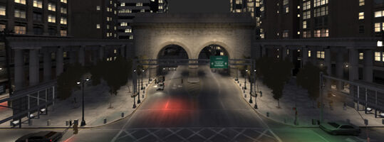 BrokerBridge-GTA4-Algonquinapproacharches