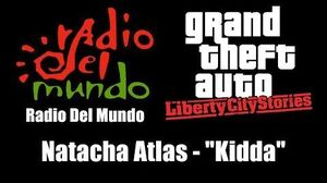 "GTA Liberty City Stories - Radio Del Mundo Natacha Atlas - ""Kidda"""