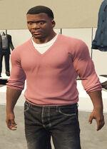 Ponsonbys (V - Łososiowy sweter)