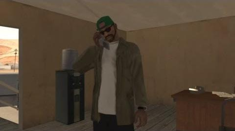 Learning to Fly - GTA- San Andreas Mission -72 Learning To Fly