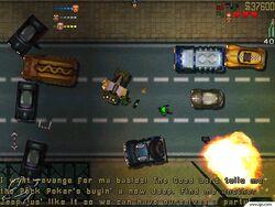 Wersja beta (GTA2 - 1)
