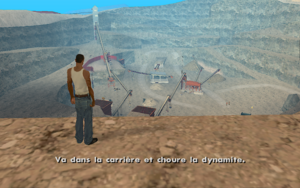 Explosive Situation GTA San Andreas (consigne)