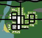 Palomino Creek (carte) GTA San Andreas