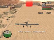 Szkoła pilotażu (Kołowanie nad lotniskiem i lądowanie - 5)
