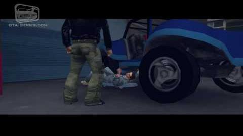 GTA 3 - Walkthrough - Mission 8 - Farewell 'Chunky' Lee Chong (HD)
