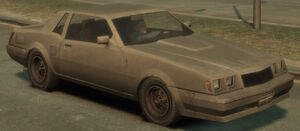 Sabre (variante 2) GTA IV