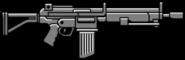 Szturmowy karabin maszynowy (V - HUD)