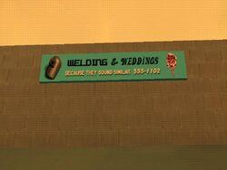 Welding & Weddings (SA)