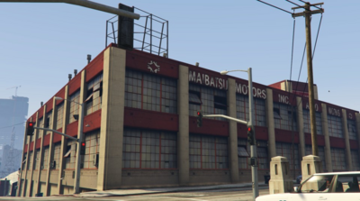 مصنع مايباتسو
