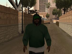 Beta Grove street guy