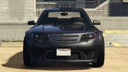 Fugitive face avant GTA V