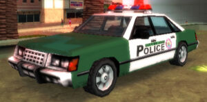 GTAVCS PoliceCar