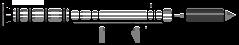 Wyrzutnia fajerwerków (V - HUD)