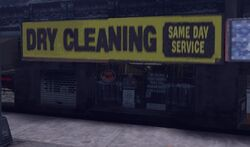 Dry Cleaning (III)