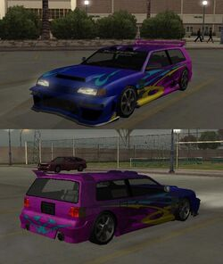 Flash tuning2 GTA SA