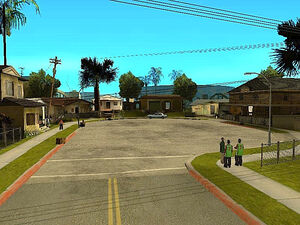 Grove Street GTA San Andreas