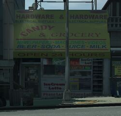 Candy & Grocery (IV)