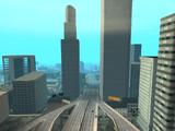Центр Лос-Сантоса вселенной 3D