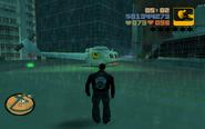 GTA III helikopter Kenji kaszinójánál