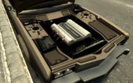 Bucanneer GTA IV (moteur)