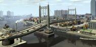 East Borough Bridge (est) GTA IV