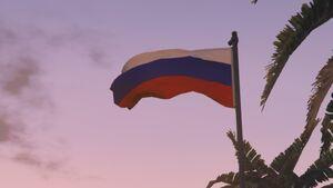 Flag of Russia Jetsam Terminal-V