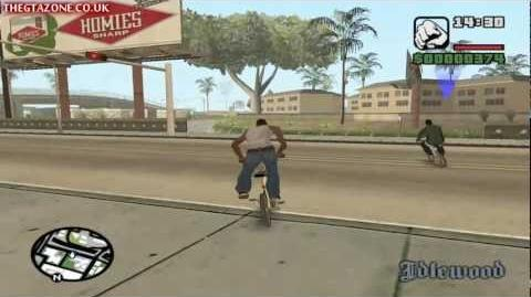 GTA San Andreas - Mission 2 - Sweet And Kendl