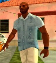 Tenue de Cubain GTA Vice City Stories