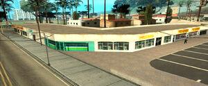 Centrum handlowe w Jefferson (SA)