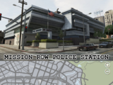 Полицейский участок Мишн-Роу