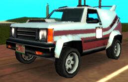 Sandking GTA Vice City Stories (vue avant)