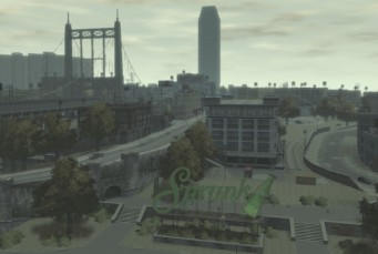 East Island City