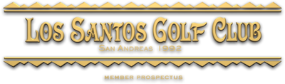 Los Santos Golf Club Logo