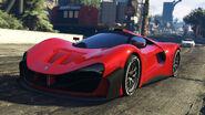 Visione GTA Online