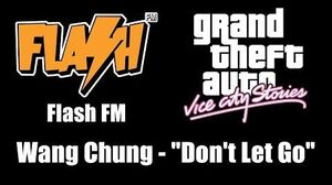 "GTA Vice City Stories - Flash FM Wang Chung - ""Don't Let Go"""