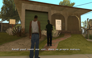 Home Coming GTA San Andreas (fin)