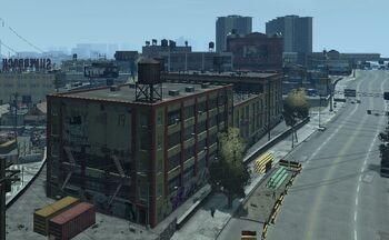 Budynek w Cerveza Heights (IV)