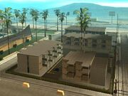Motel w Pilgrim (SA)