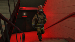 Napad na biuro (Straż pożarna) (V)