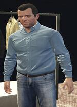 Ponsonbys (V - Niebieska koszula)