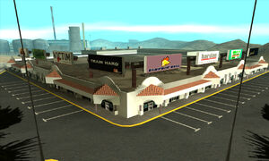 Centrum handlowe Creek (SA)