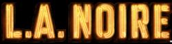 Logo wiki L.A. Noire