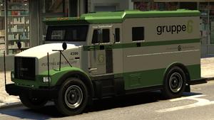 Securicar GTA IV