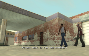 Are You Going to San Fierro? GTA San Andreas (fin)