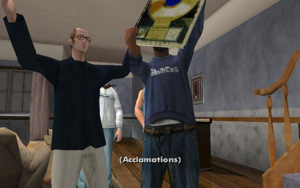 End of the Line GTA San Andreas (consécration)