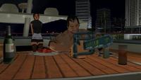 Juah Cortez-Chainsaw